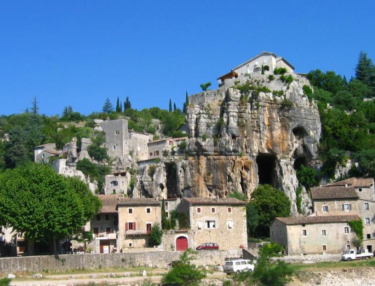Les plus beaux villages de france - Office du tourisme ardeche sud ...