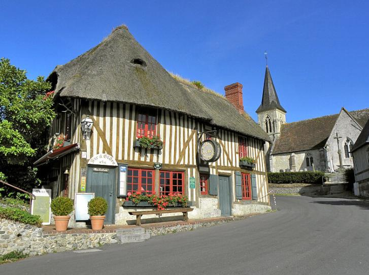 Les plus beaux villages de france - Le journal le pays d auge ...