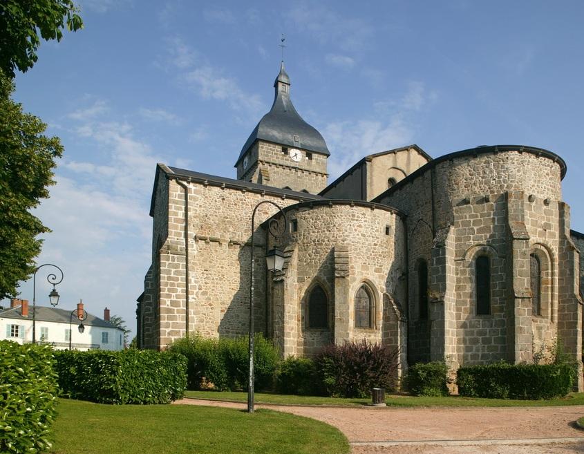 Ville Pontgibaud Fr
