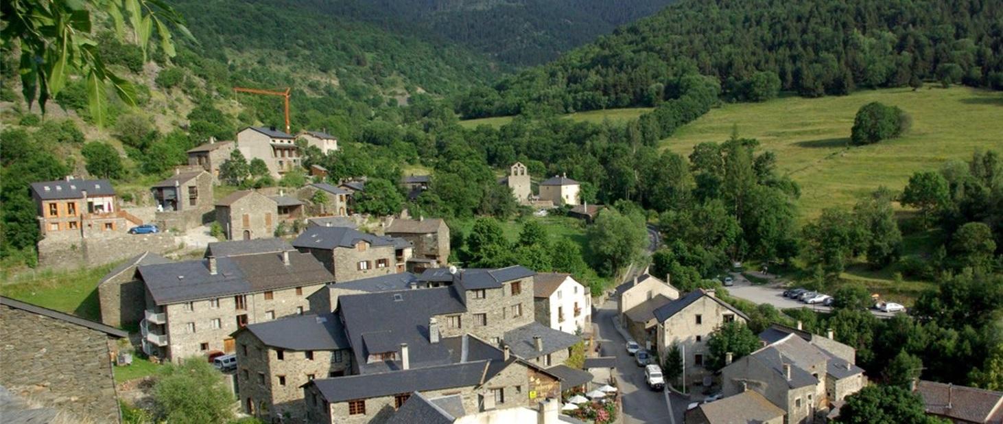 Les plus beaux villages de france - Osseja francia ...