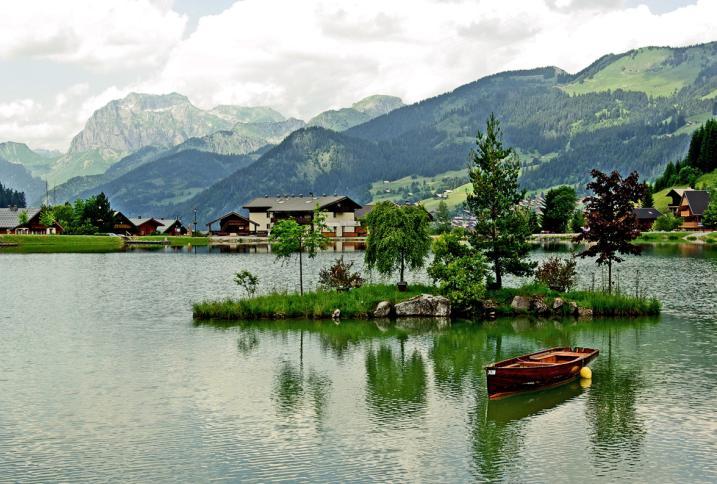 Les plus beaux villages de france - Office de tourisme chatel 74 ...