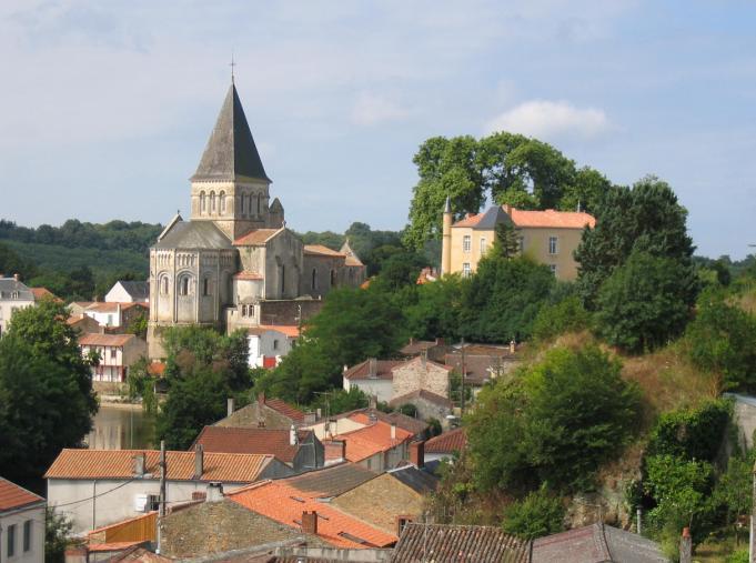 Les plus beaux villages de france - Office de tourisme vendee 85 ...