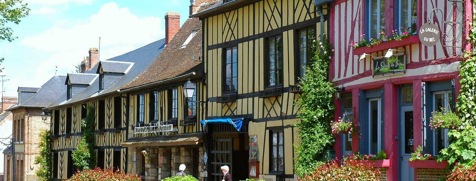Les plus beaux villages de france - Les plus beaux villages de normandie ...