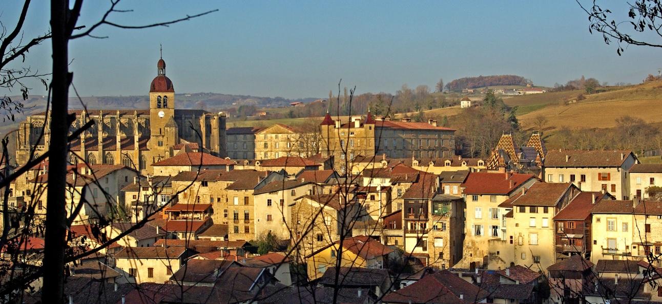 Les plus beaux villages de france - Office de tourisme saint antoine l abbaye ...